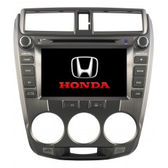 Honda Multimedia DVD GPS - City Manual A-C - 8309H - Android