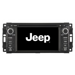 Jeep Multimedia DVD GPS - Cherokee MK4, Patriot - A202 - Android