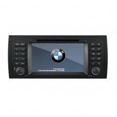 BMW Multimedia DVD GPS - 5 Series E39, X5 E53 - A082 - Android