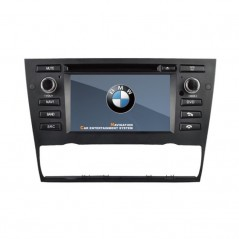 BMW Multimedia DVD GPS - 3 series E90, E91, E92, E93 - A095 - Android