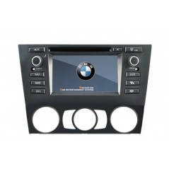 BMW Multimedia DVD GPS - 3 series E90, E91, E92, E93 - A112 - Android