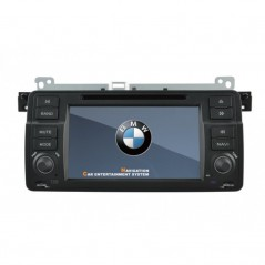 BMW Multimedia DVD GPS - 3 Series E46, X3, Z3, Z4 - K052 - Andoid