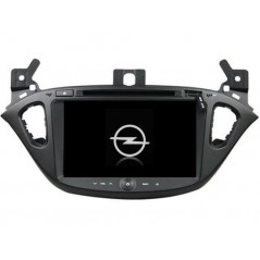 Opel Multimedia DVD GPS - Corsa - Android