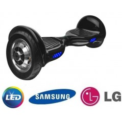 10 inch Hoverboard Cobra Off-Road - Black