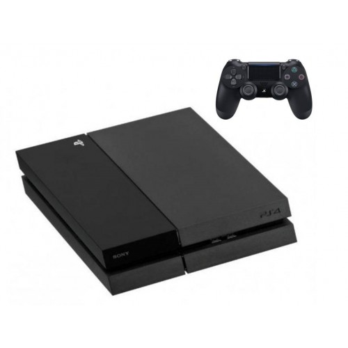 Pre-Owned Playstation PS4 Console 500GB - 1 Year Warranty