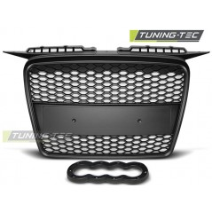GRAU24 GRILL AUDI A3 RS-TYPE 06.05-03.08 MATT BLACK
