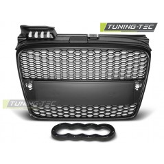 GRAU21 GRILL AUDI A4 (B7) RS-TYPE 11.04-03.08 MATT BLACK
