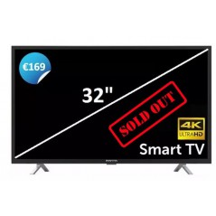 Manta 32 Inch 4K Smart Ultra HD TV