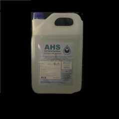 Hand Sanitizer Liquid 5 Litres 99% Antibacterial Sanitising Liquid
