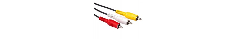 RCA Audio Cables